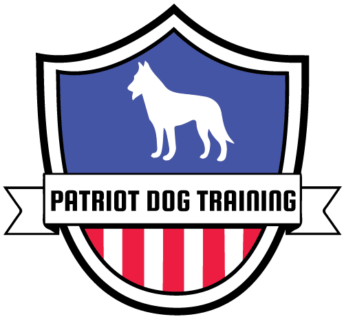 patriot-dog-training-logo